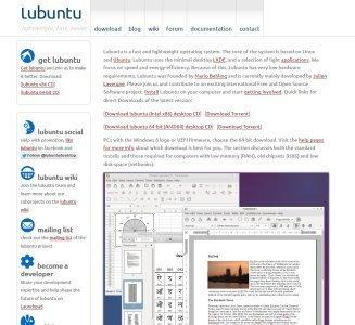 Lubuntu 14.04 LTS を Windows XP の代わりに イン …